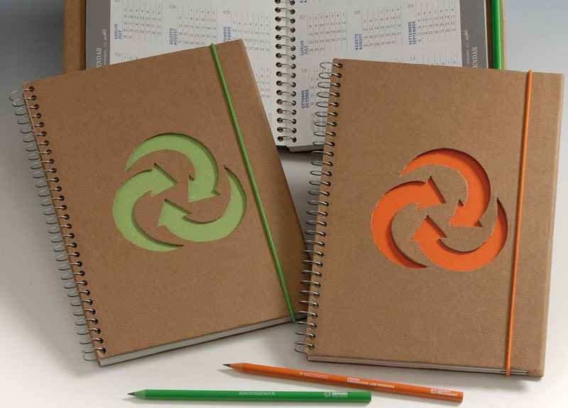Recycled Diaries as Eco-Friendly Return Gifts