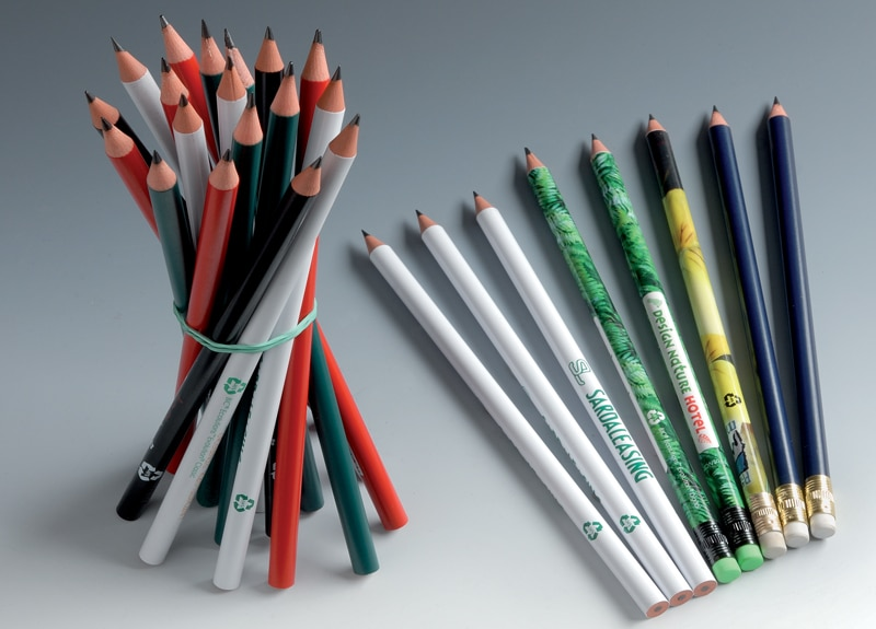 PENS AND PENCILS | Alisea Recycled & Reused Objects Design