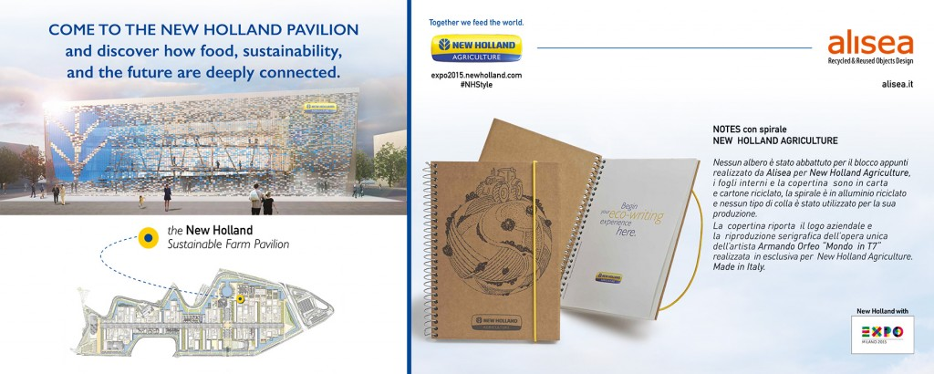 Alisea Notes New Holland